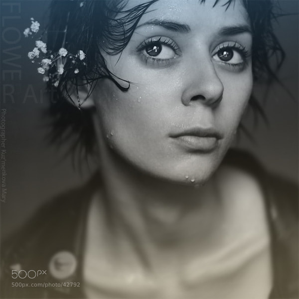 Photograph listening to rain... by Kuzmenkova Mary on 500px