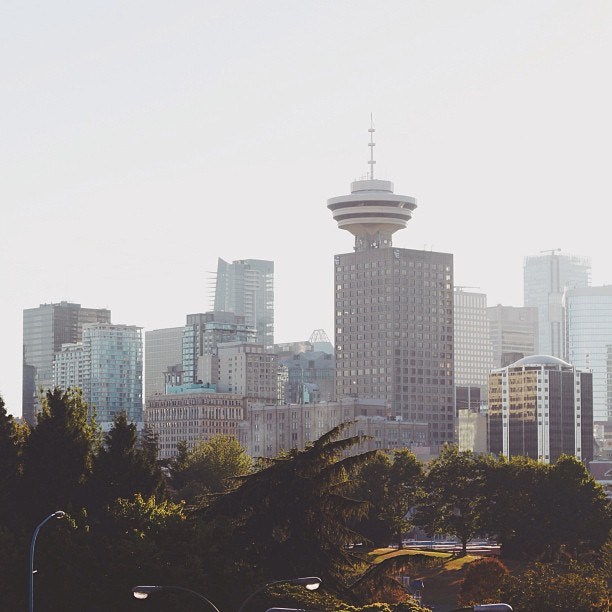 Photograph Downtown Vancouver from a distance. by Laurice Solomon on 500px