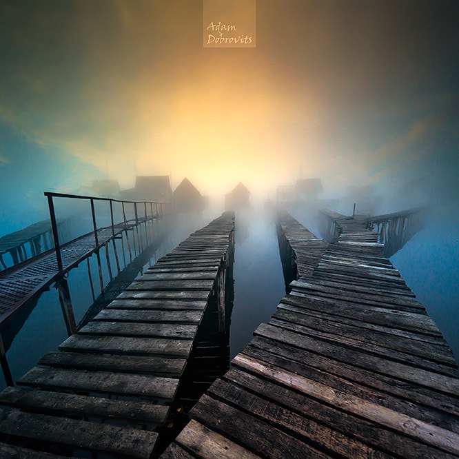 Photograph climate change by Adam Dobrovits on 500px