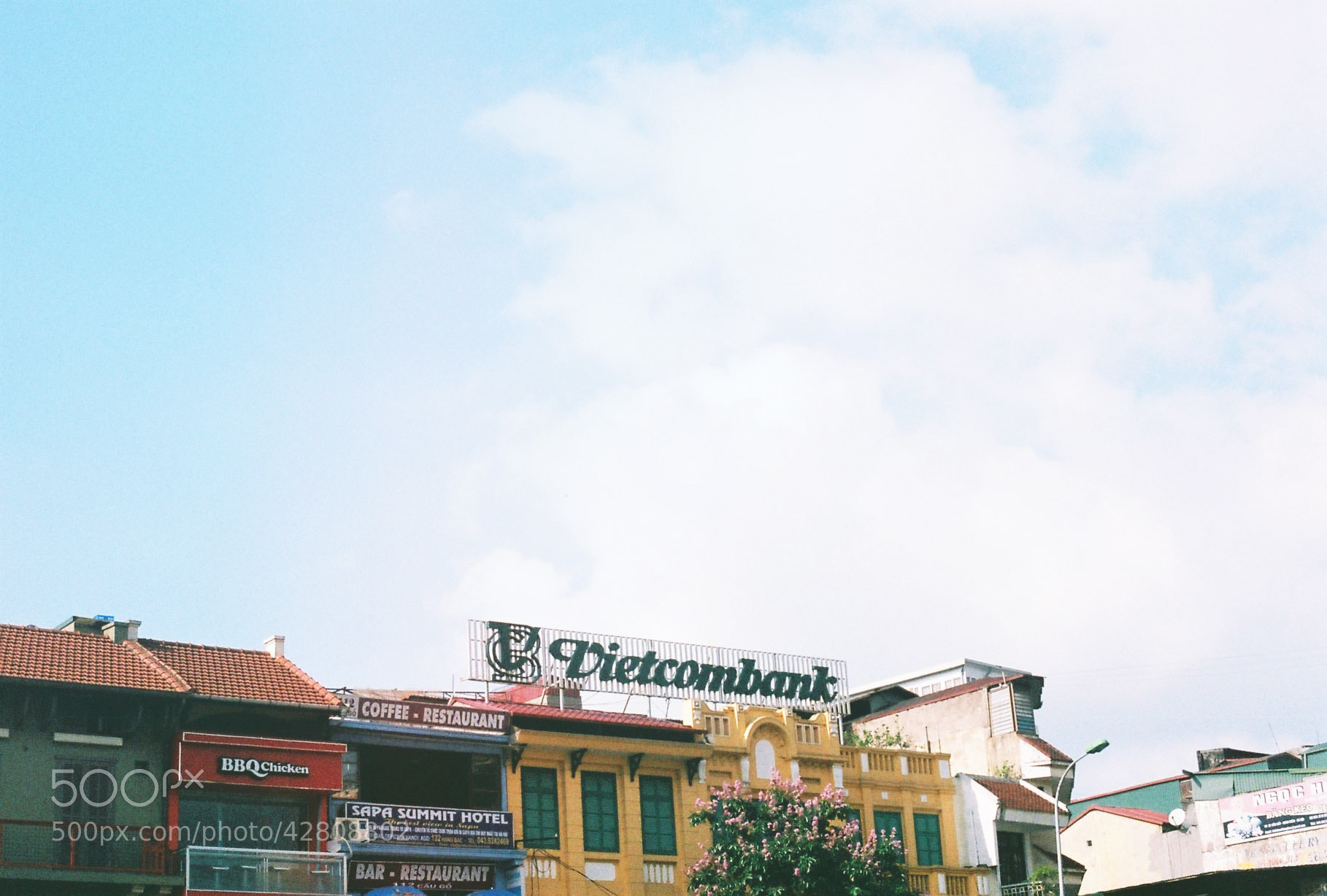 Photograph Vietcombank by Addie Chong on 500px