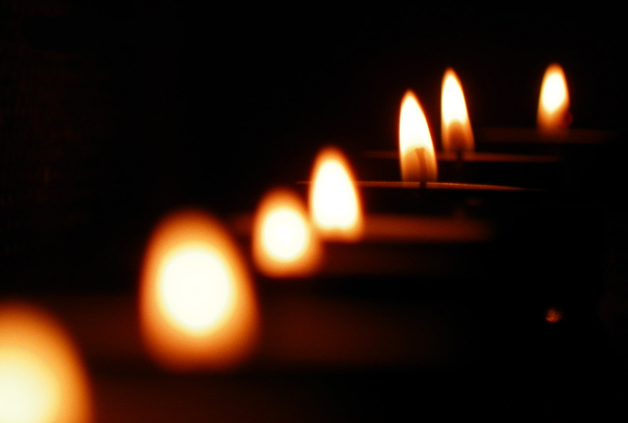 Photograph Candles... by Dominique TOUEL on 500px