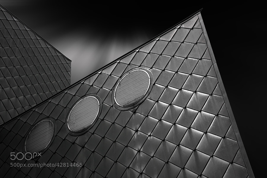 Photograph roof 333 by Gilbert Claes on 500px