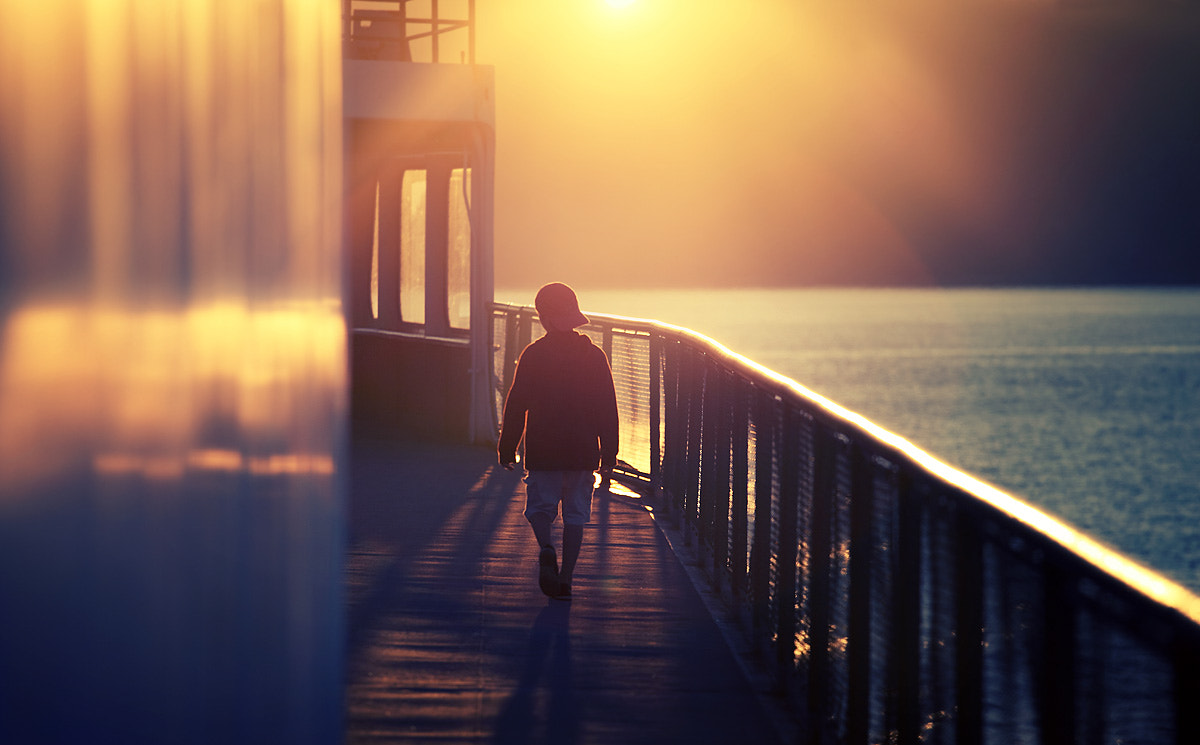 Photograph Son in Sun by Sparth (Nicolas Bouvier) on 500px