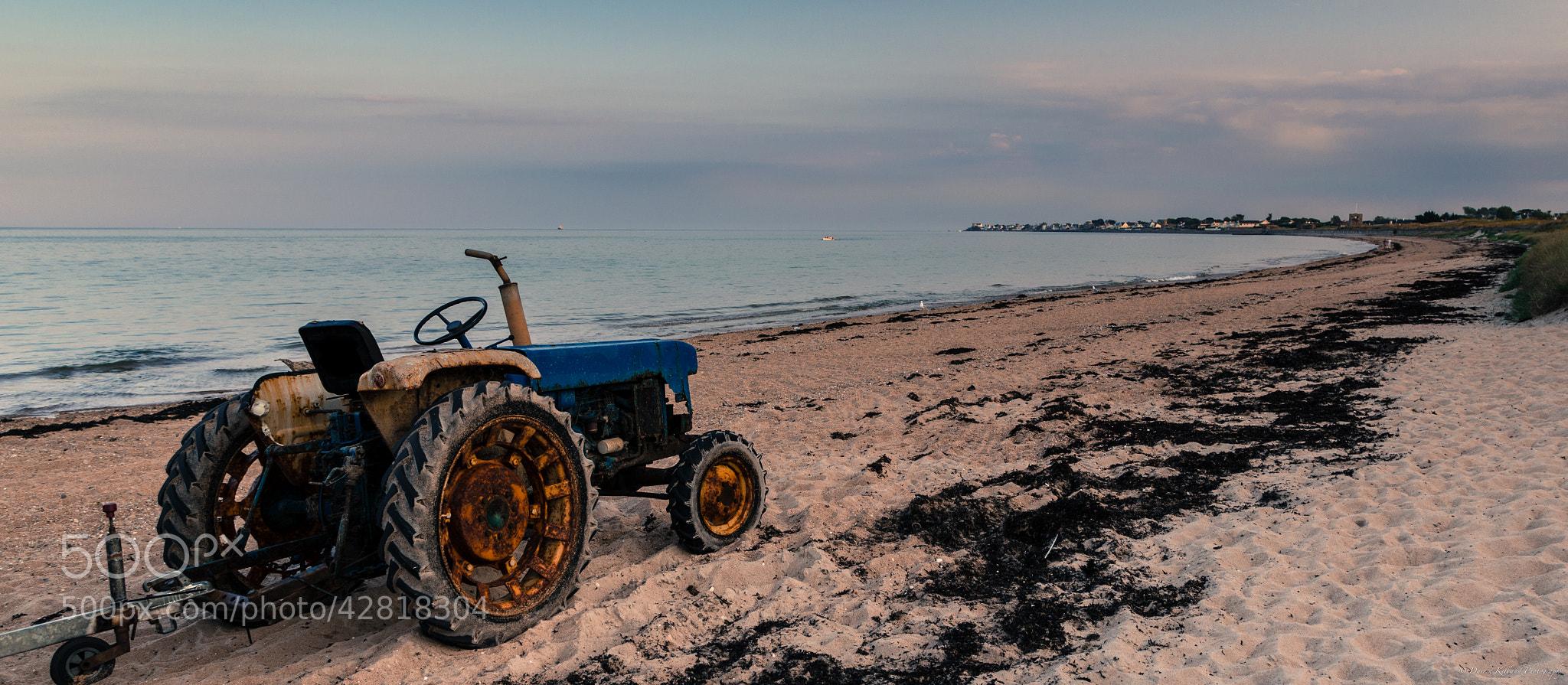 Photograph Evening drive by Darren Kelland on 500px