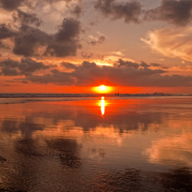 Kuta Beach  by Helminadia Ranford (Helminadia_Ranford)) on 500px.com