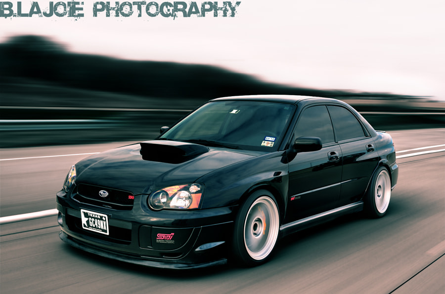 Brandon Brown's 2005 STi