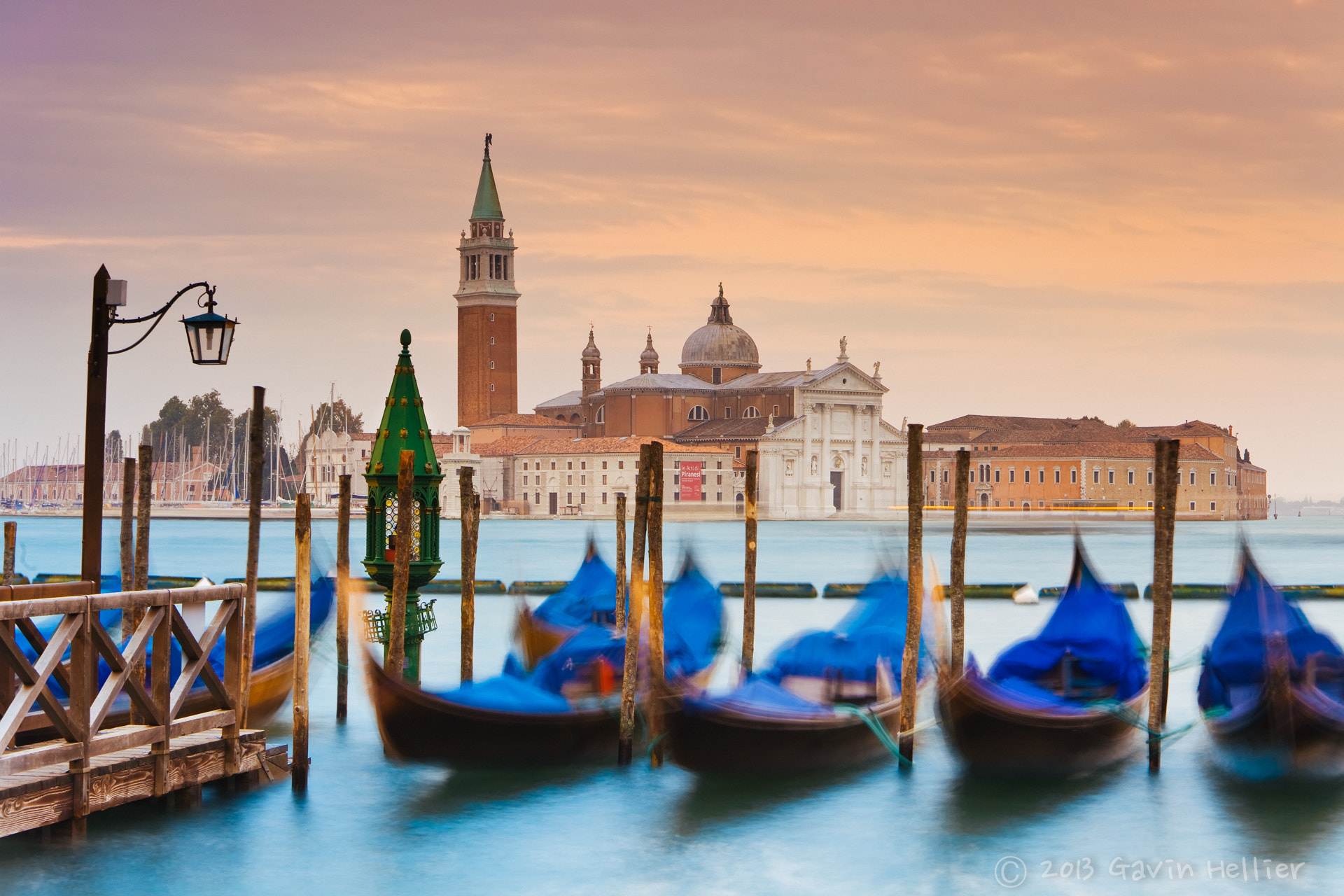 Photograph Maggiore Island, Venice, Italy by Gavin Hellier on 500px