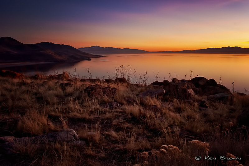 Photograph Afterglow by Ken Brown on 500px