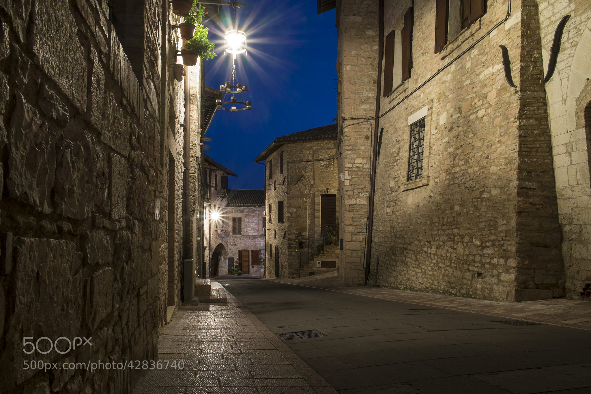 Photograph Prelude to Daybreak, Assisi by Darrell Sano on 500px