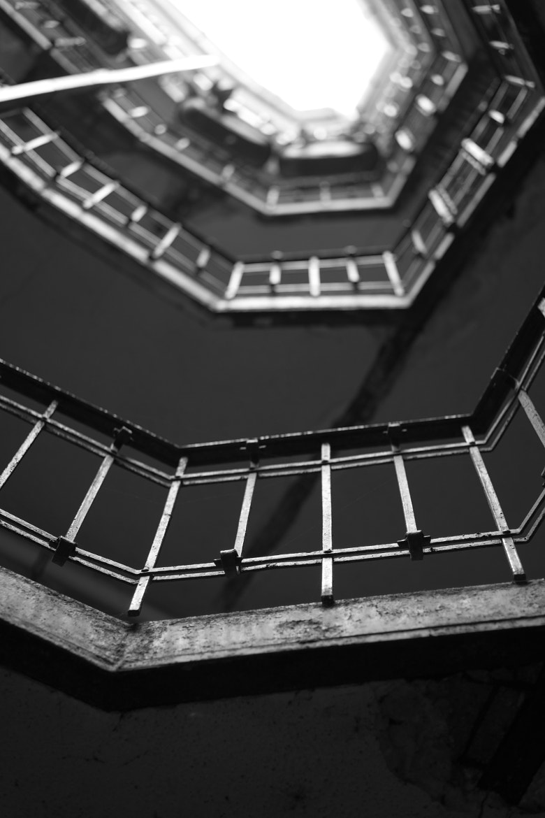 Photograph Iron Railings by Neil Hargreaves on 500px