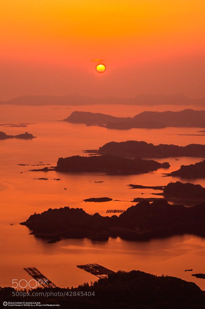 Photograph Haze Sunset by Sachiko Kawakami on 500px
