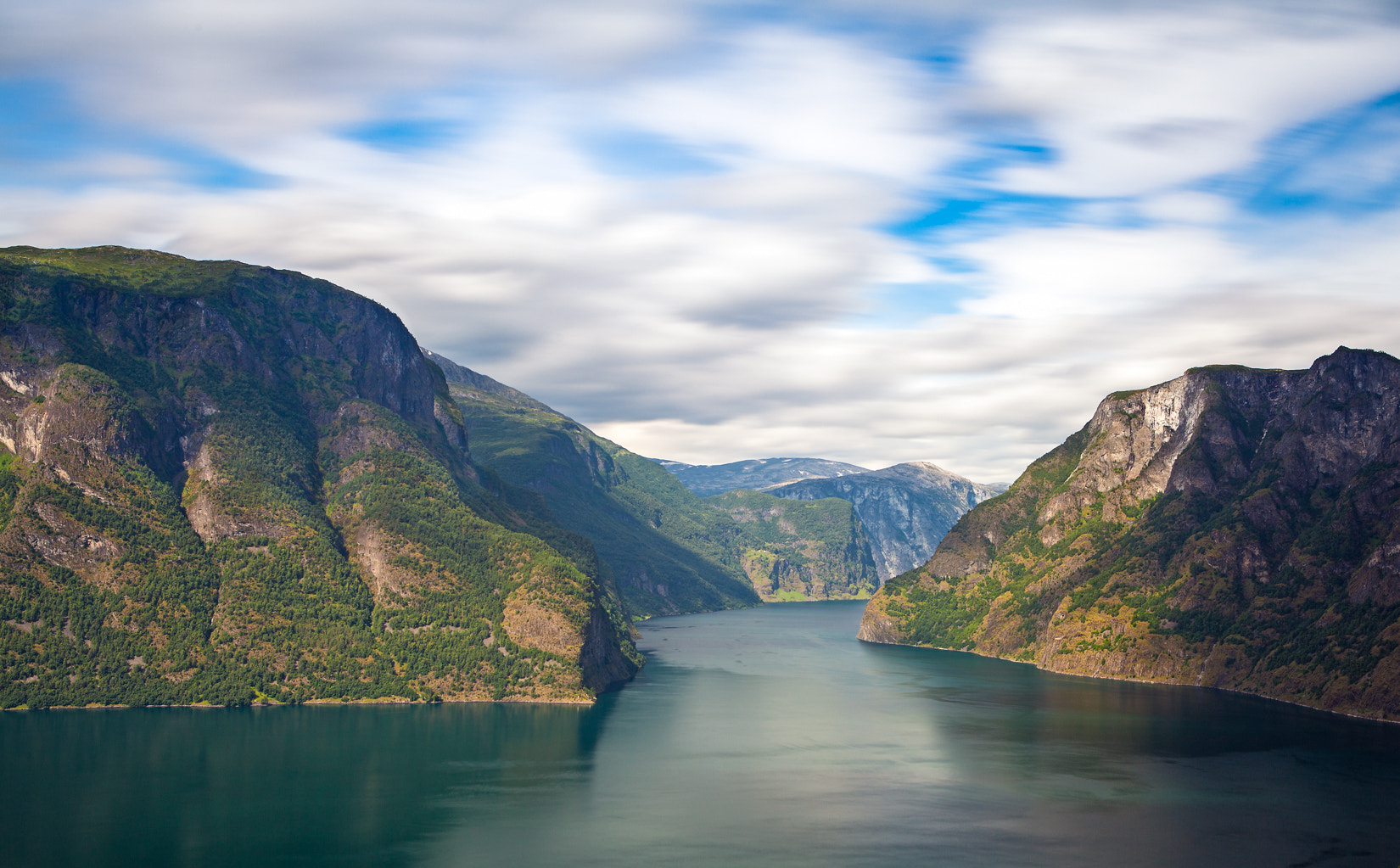 Photograph Fjord by Christian Fischer on 500px