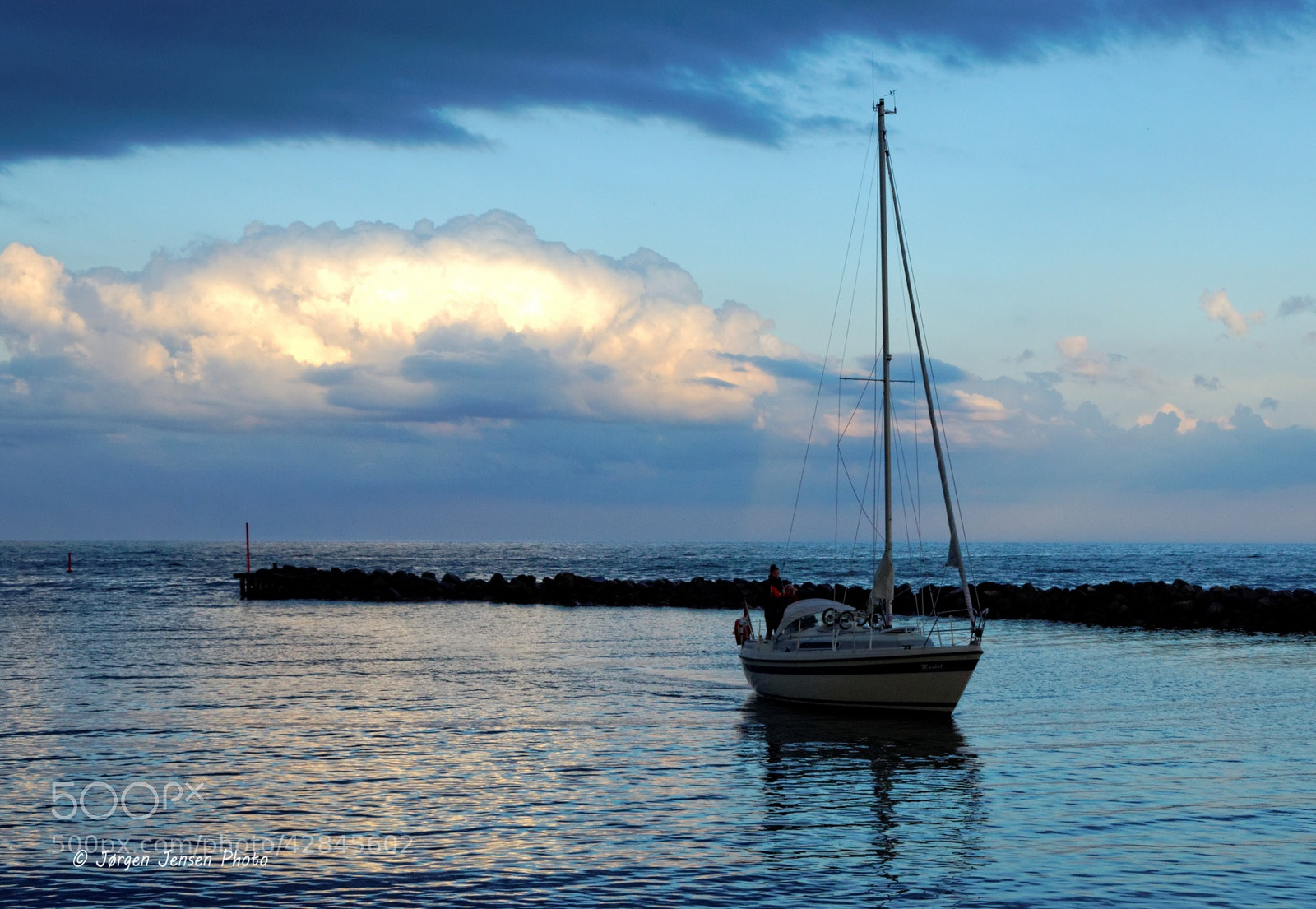 Photograph Evening boat trip by Jørgen Jensen on 500px