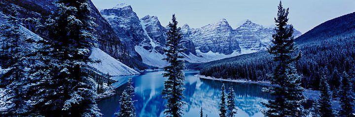 Photograph Moriane Lake  by Dean Tatooles on 500px