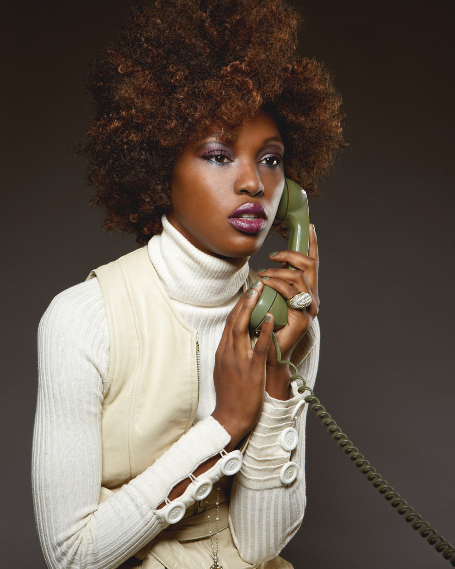 Photograph Telephone by Charles Silverman on 500px
