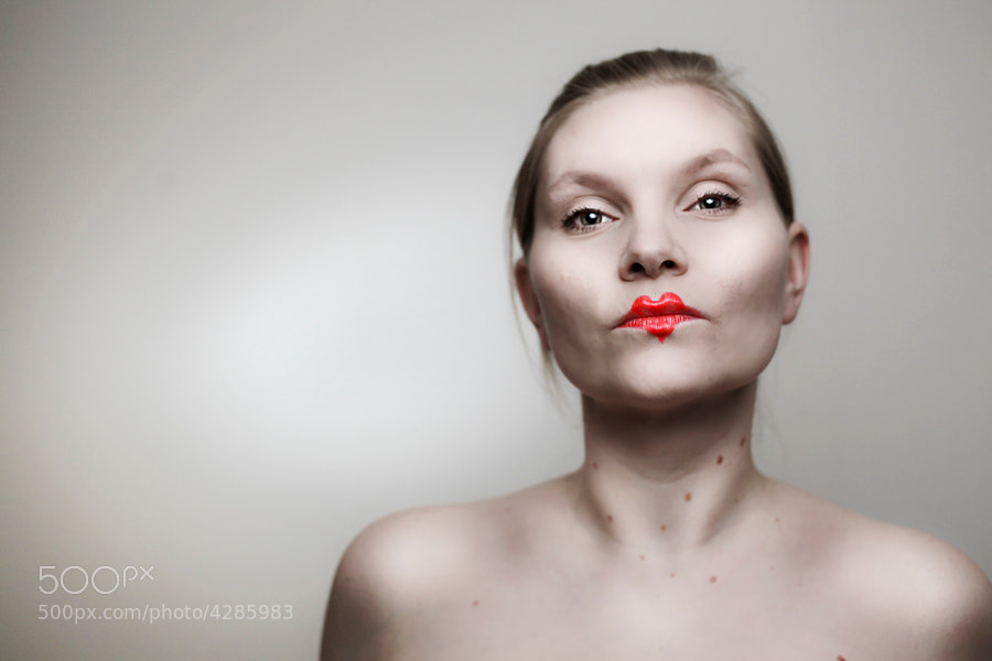 Photograph Heart lips by Pierre Pocs on 500px