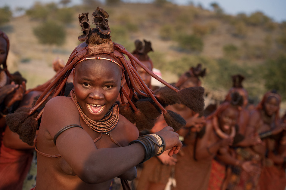 Photograph himba party by Ольга Шатрова on 500px