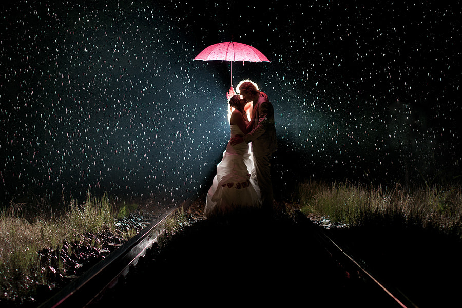 Photograph Rainy wedding by Mario Tarello on 500px