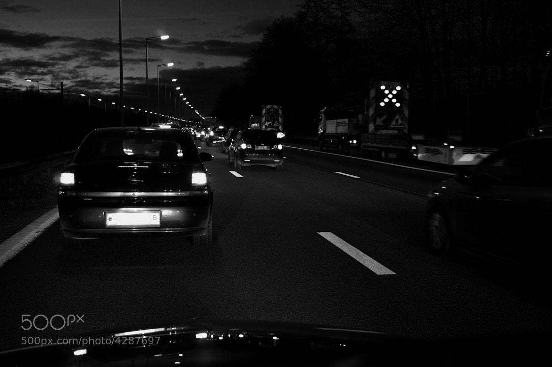 Photograph Black Jam by Kris Vandecruys on 500px