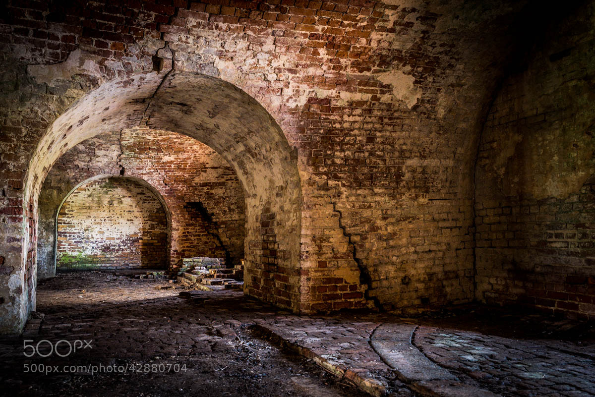 Photograph Arches by Steven Blackmon on 500px