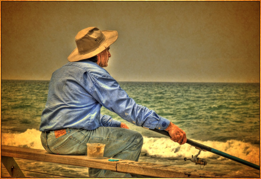 Photograph The Fisherman by Israel Osterman on 500px