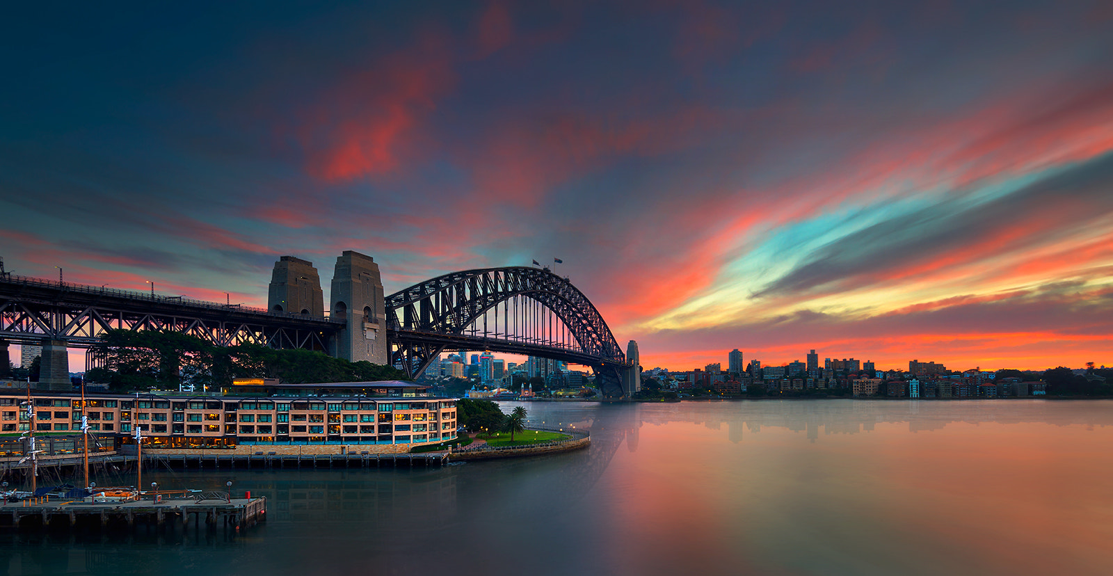 Photograph Sydney Harbour bridge by Goff Kitsawad on 500px