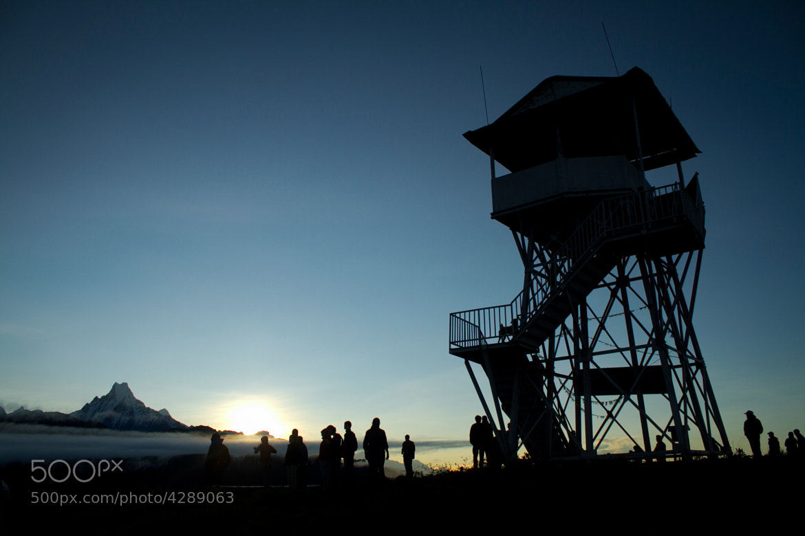 Photograph Poon Hill by David Oliete on 500px