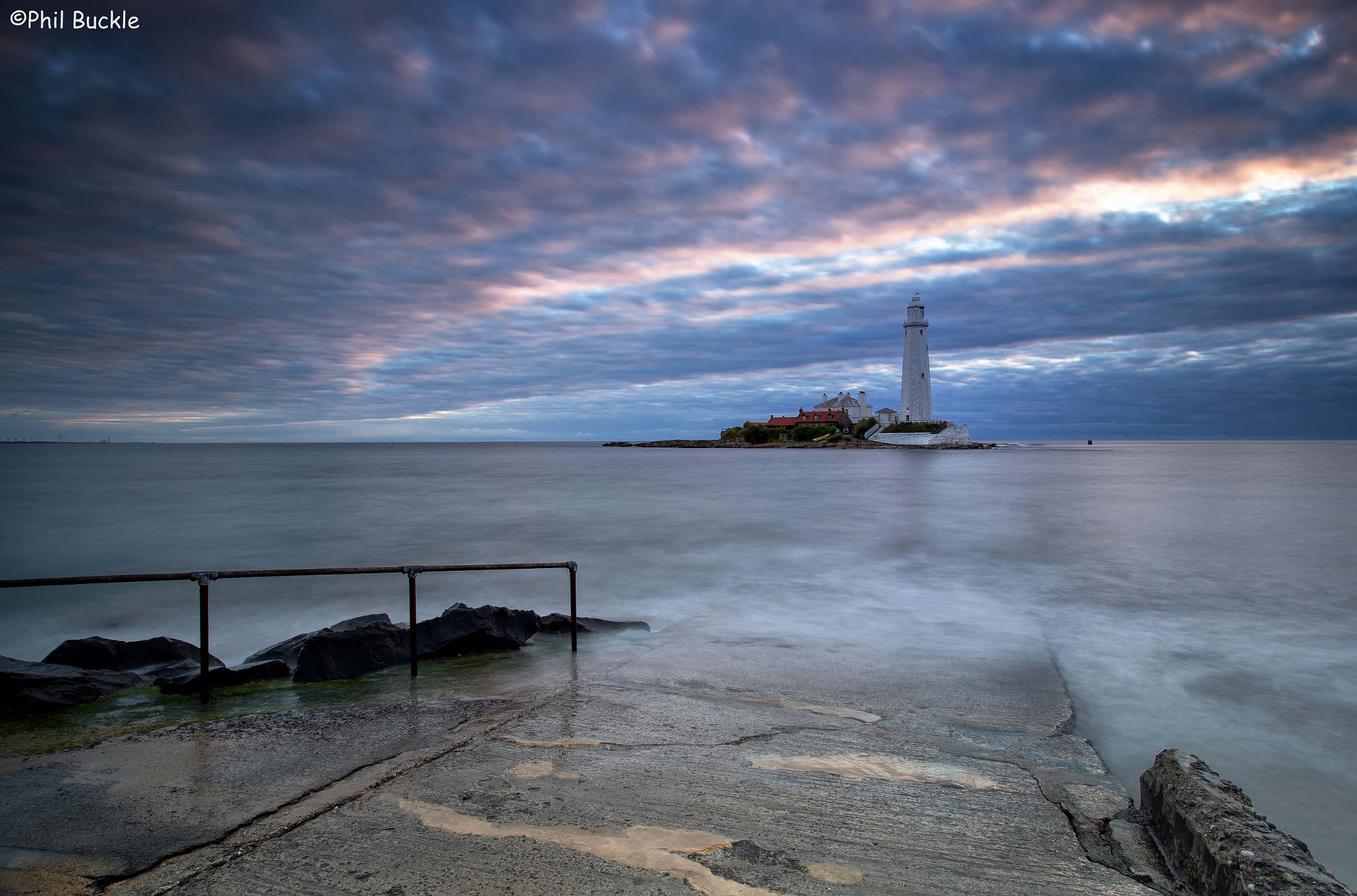 Photograph St Mary's sunrise by Phil Buckle on 500px