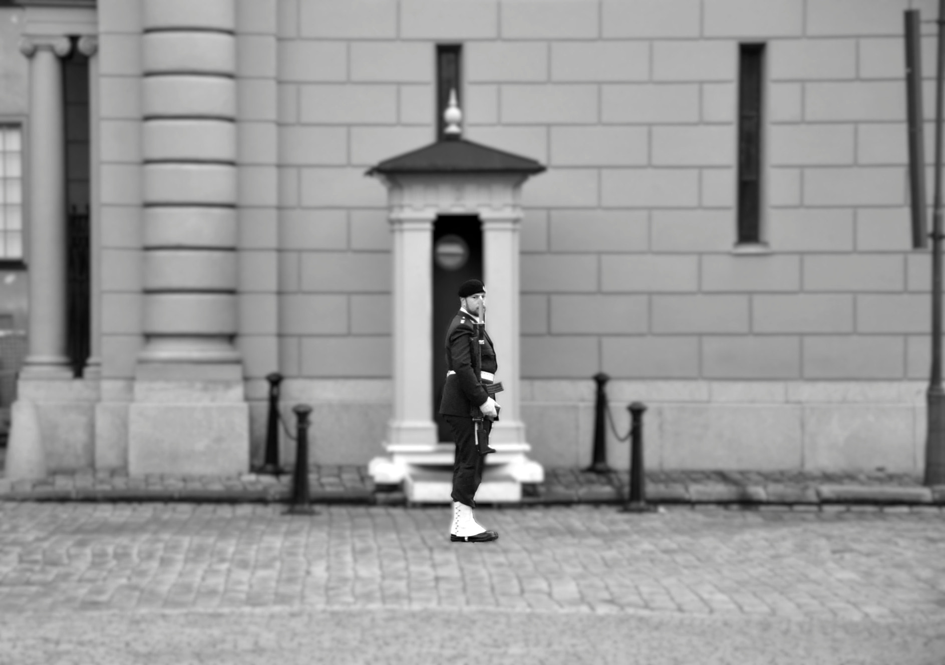 Photograph Guard by MaxPro  on 500px