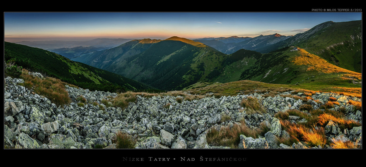Photograph Low Tatras... by Milos Tepper on 500px