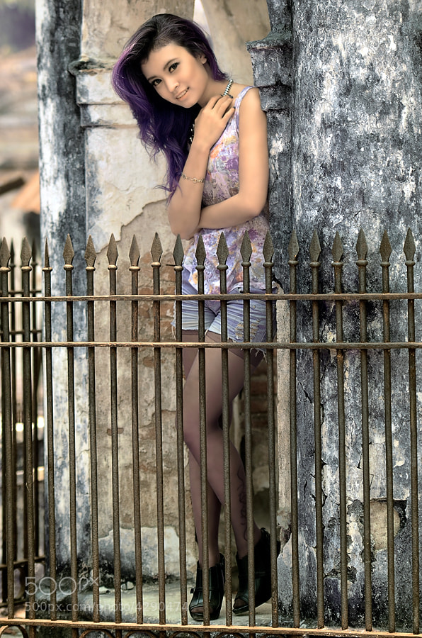 Photograph Beauty of Nadya by Chandra Sugiharto on 500px