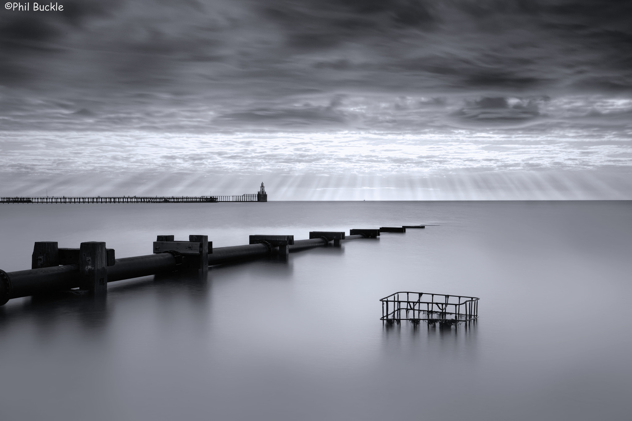 Photograph Blyth Pipe by Phil Buckle on 500px