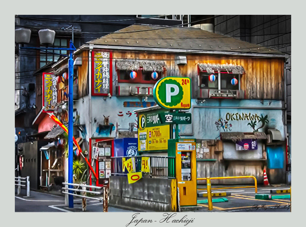 Photograph Hachioji Japan Ok by Gene  Brooking on 500px