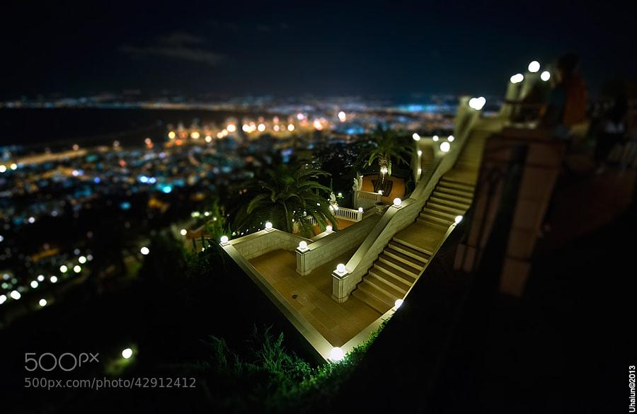 Photograph over Haifa by Vladimir Popov / Uhaiun on 500px