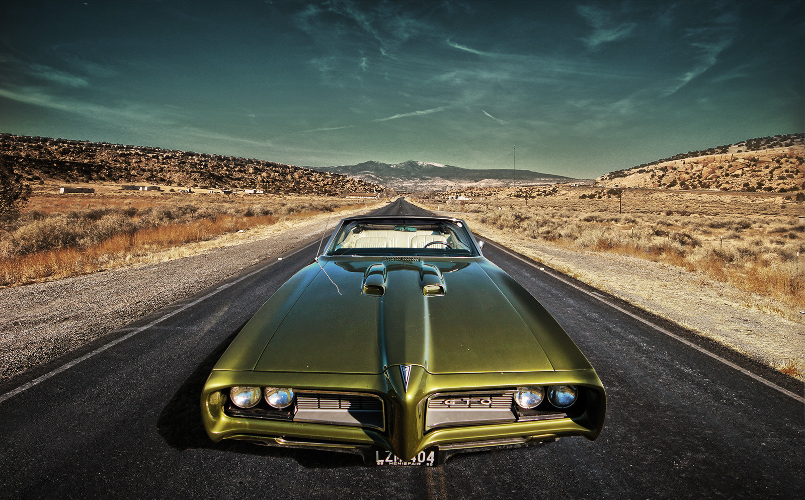Photograph 1968 GTO by Svend Damsgaard on 500px