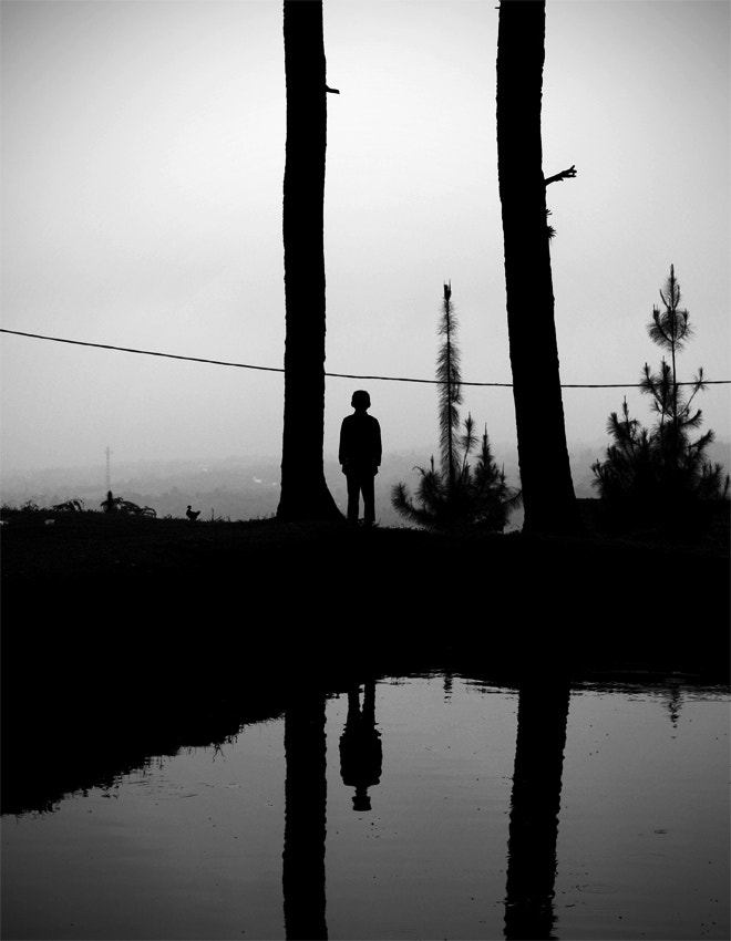 Photograph Superstitious by Hengki Lee on 500px