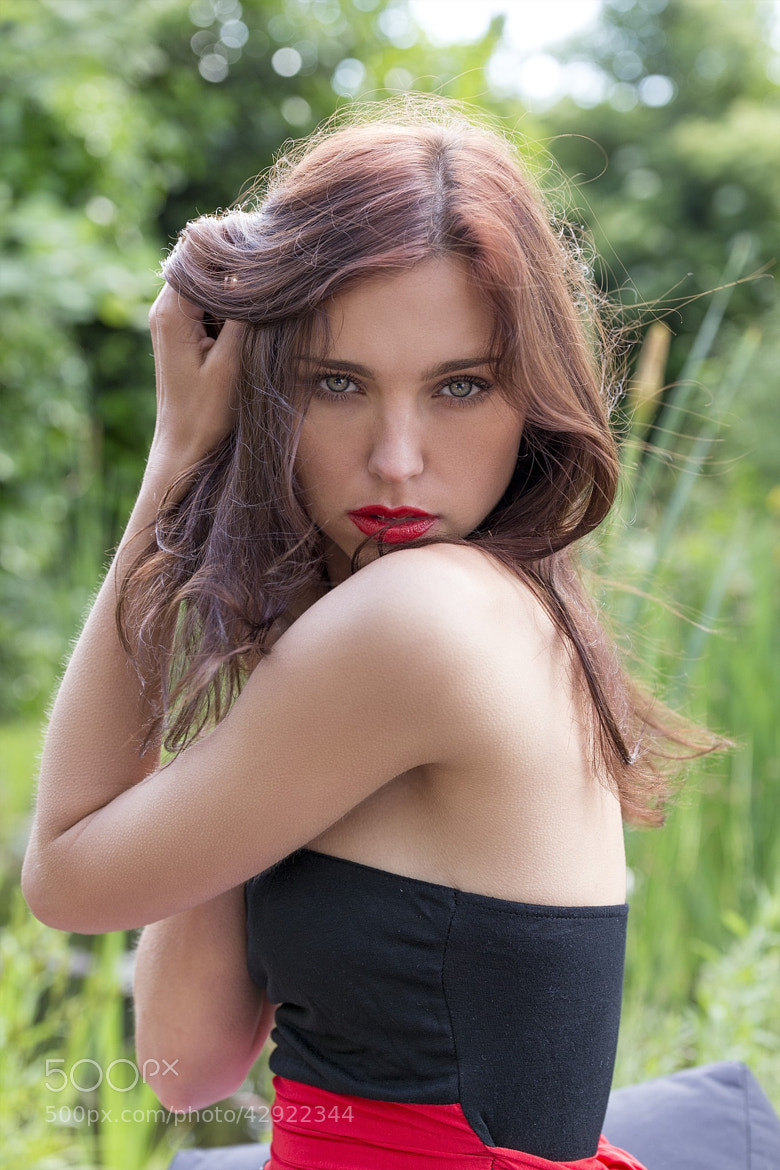 Photograph Red and Black by Guenter Stoehr on 500px