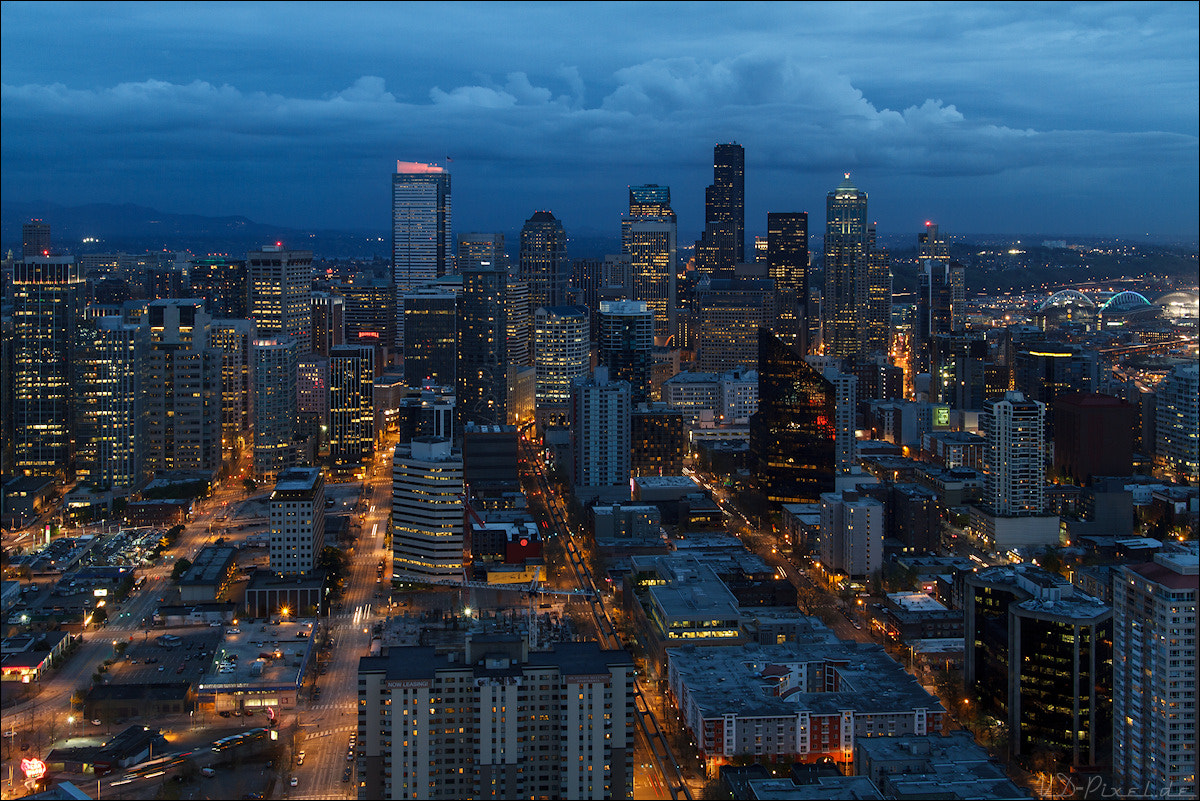 Photograph Seattle skyline by Виктор Д. on 500px