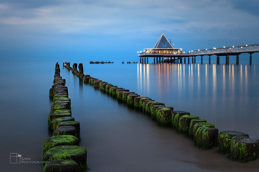 Photograph BLUE HOUR by Reiko Sasse on 500px