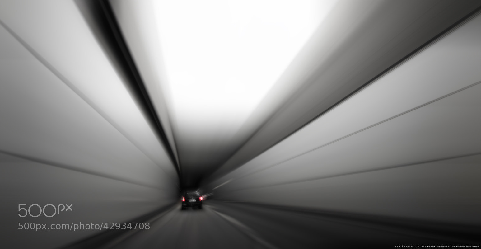Photograph Elbtunnel A7 by K J on 500px