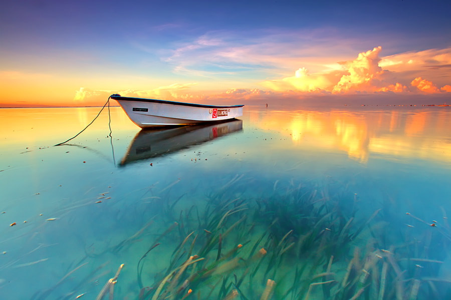 Photograph Floating by Agoes Antara on 500px