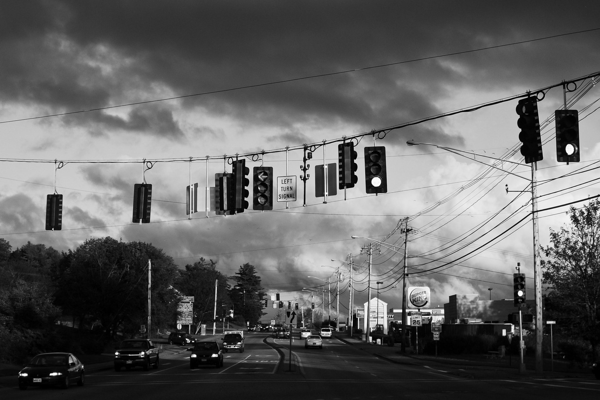 Photograph Street in Maine by Aprylle  on 500px