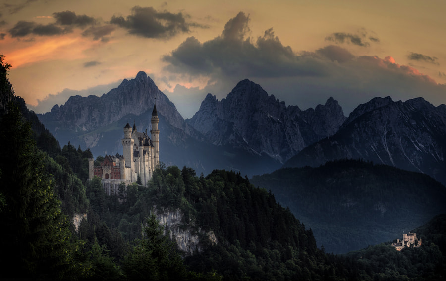 Castle of Kings by Joris Janssen on 500px.com