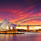 Which one is your most favorite, impressive sunset photo taken in Sydney? For me it is this one, taken in April 22, 2011. Each year, I and my friends have about 30-40 photo trips, usually held in either weekend or holiday. We traveled around several Sydney's beaches in order to take sunrise/sunset photos. Only a few trips were held at Botanic garden, located near the Opera house, including that beautiful day. We waited about 30 minutes before the sunset. 
