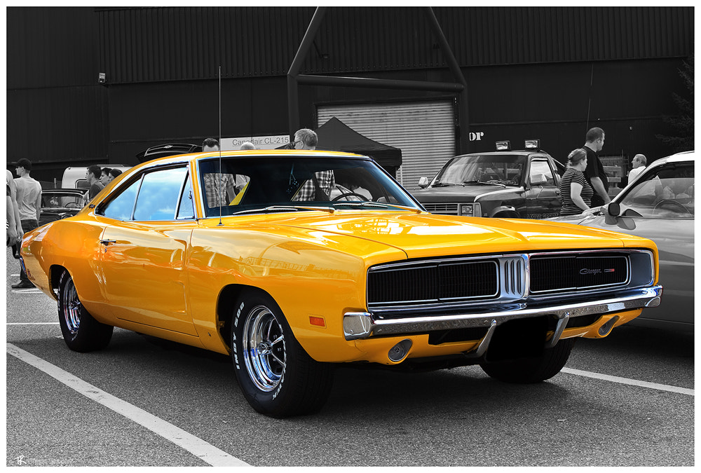 Photograph Dodge Charger by Tobi K on 500px