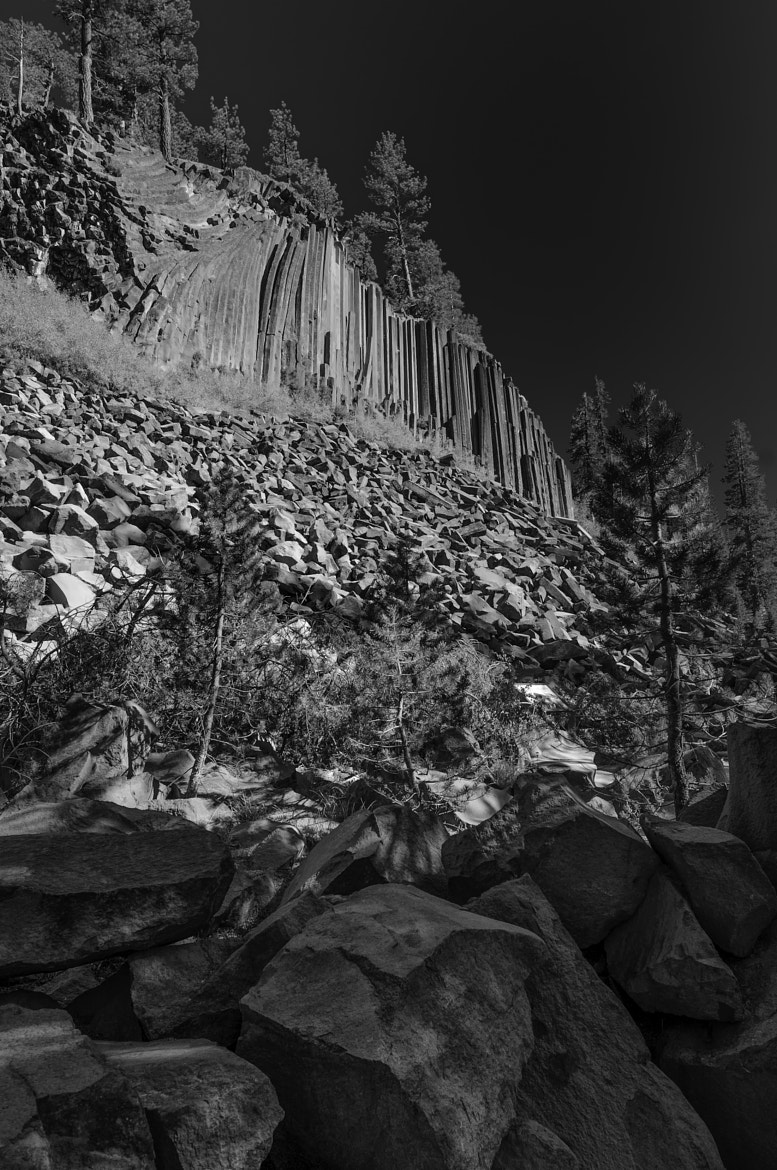 Photograph devils postpile-9 by David Schauer on 500px