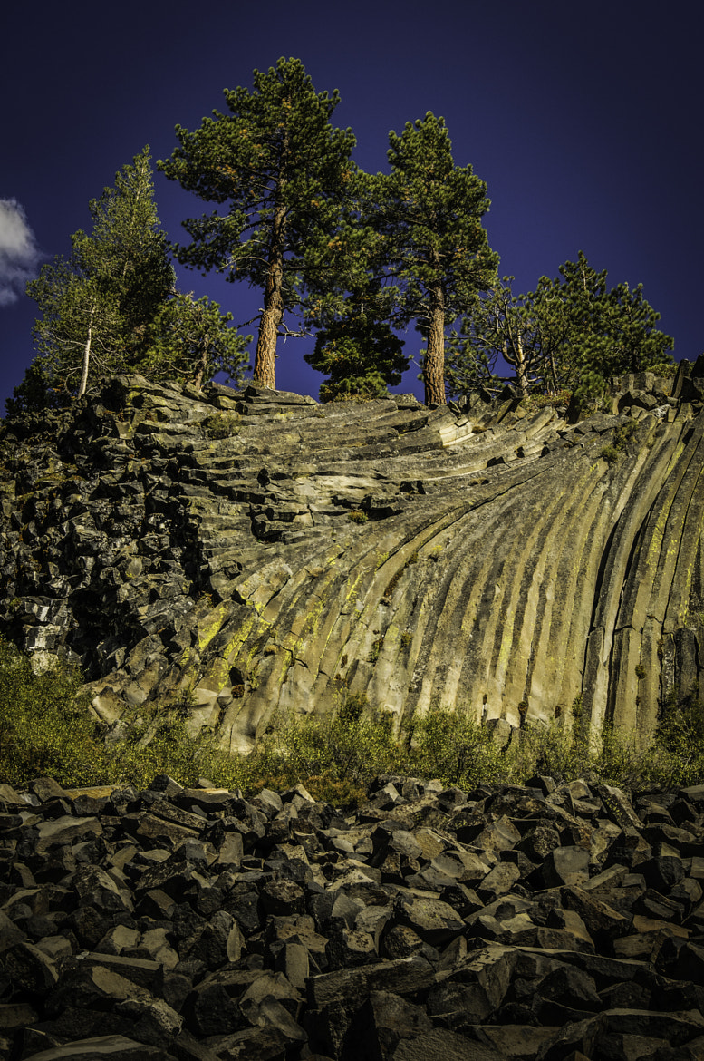 Photograph devils postpile-7 by David Schauer on 500px