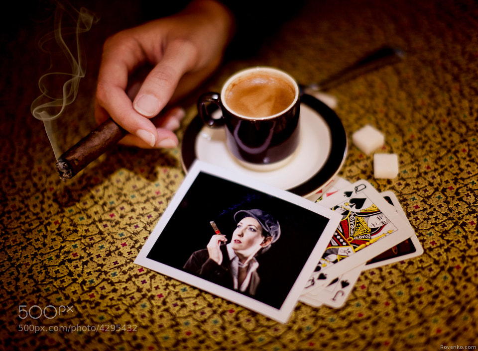 Photograph The Gambler (3) by Rovenko Photography on 500px