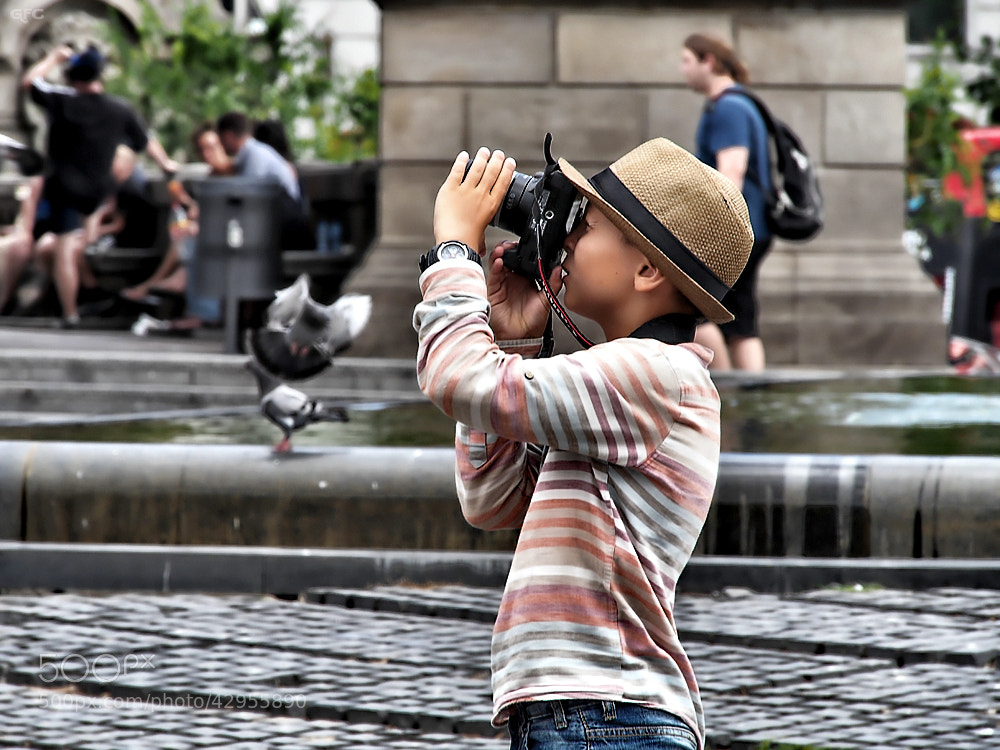 Photograph El Aprendiz by Gemma  on 500px