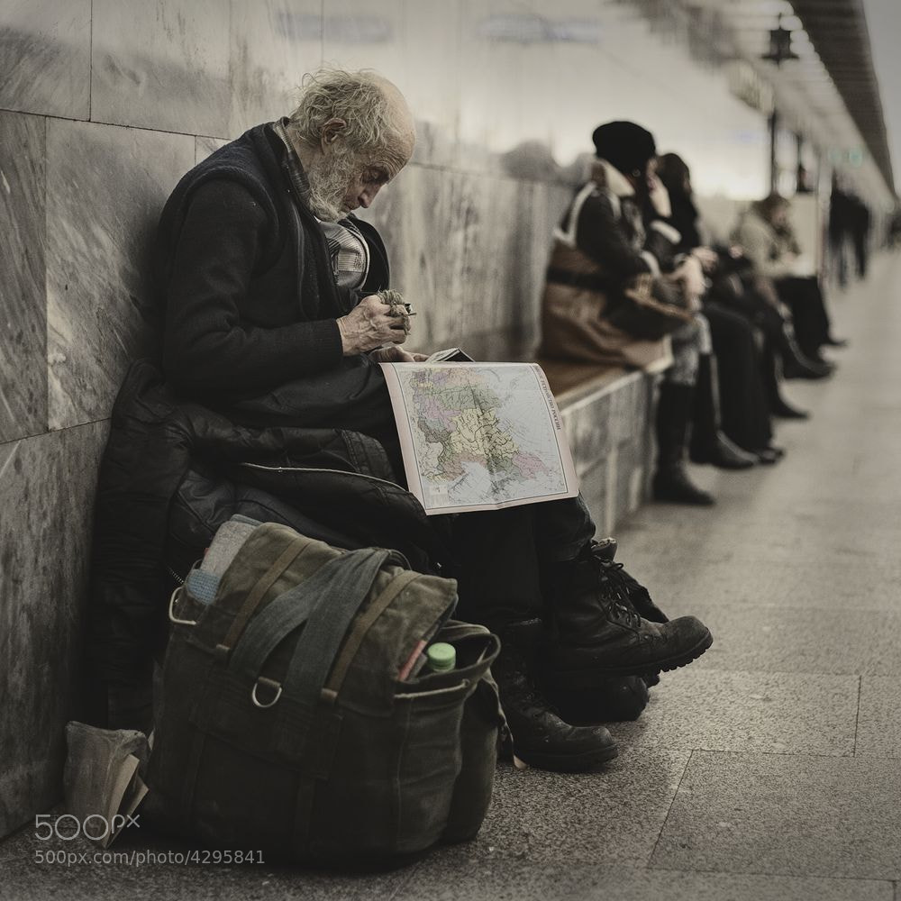 Photograph Where Am I? by Yakov Volkind on 500px